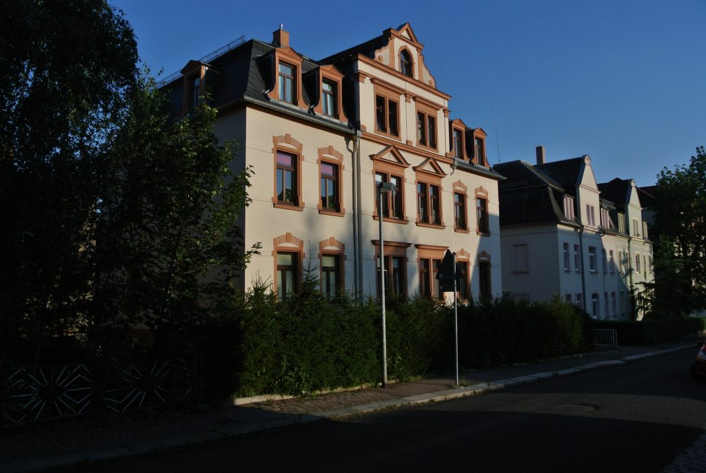 Mehrfamilienhaus in Mittweida (Humboldtstraße 1)
