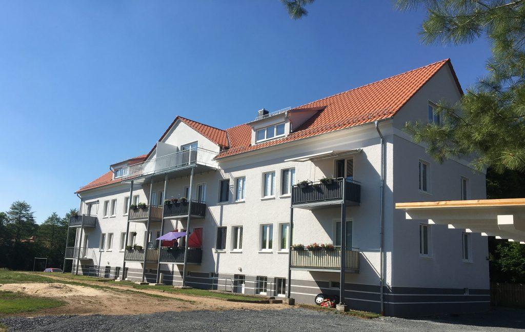 Mehrfamilienhaus in Moritzburg